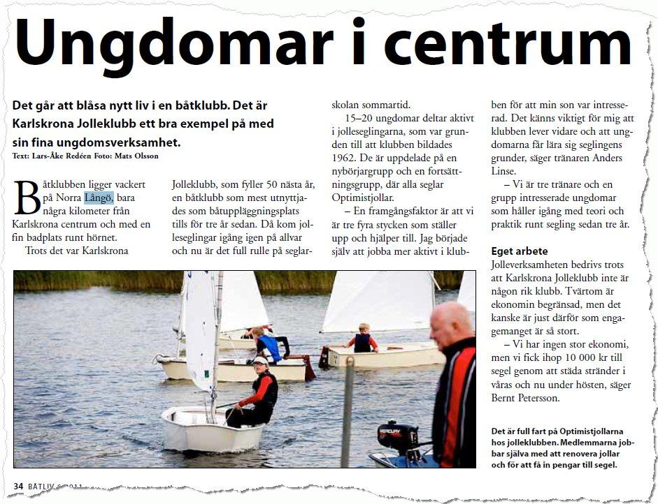 Båtliv nummer 6 2011 Del 2