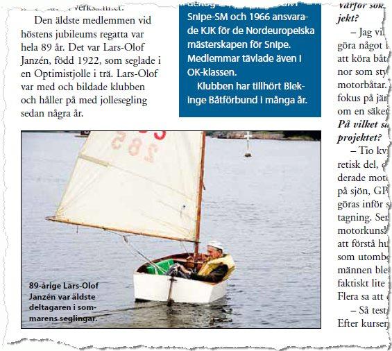 Båtliv nummer 6 2011 Del 3