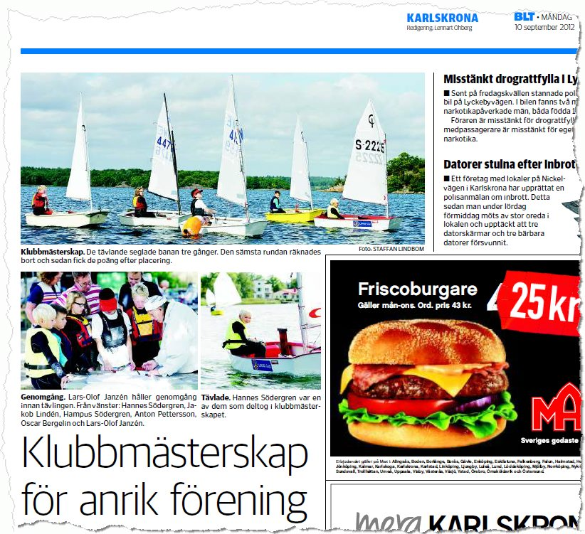 Blekinge Läns Tidning 2012-09-06 Del 1