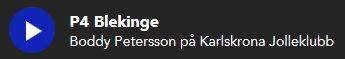 Sveriges Radio P4 Blekinge