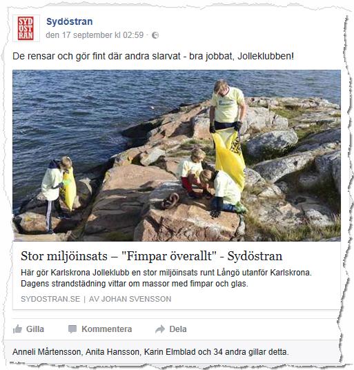 Sydöstran Facebook 2016-09-17