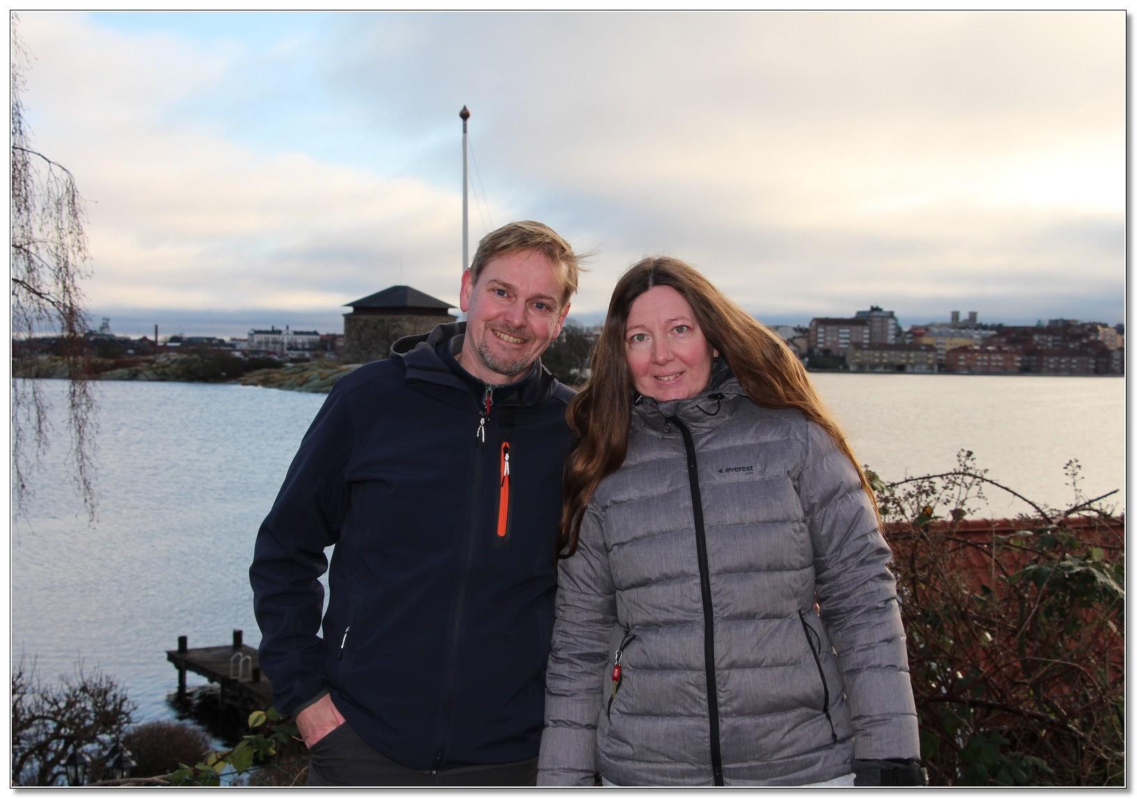 Hans och Eva Södergren 2019-12-26