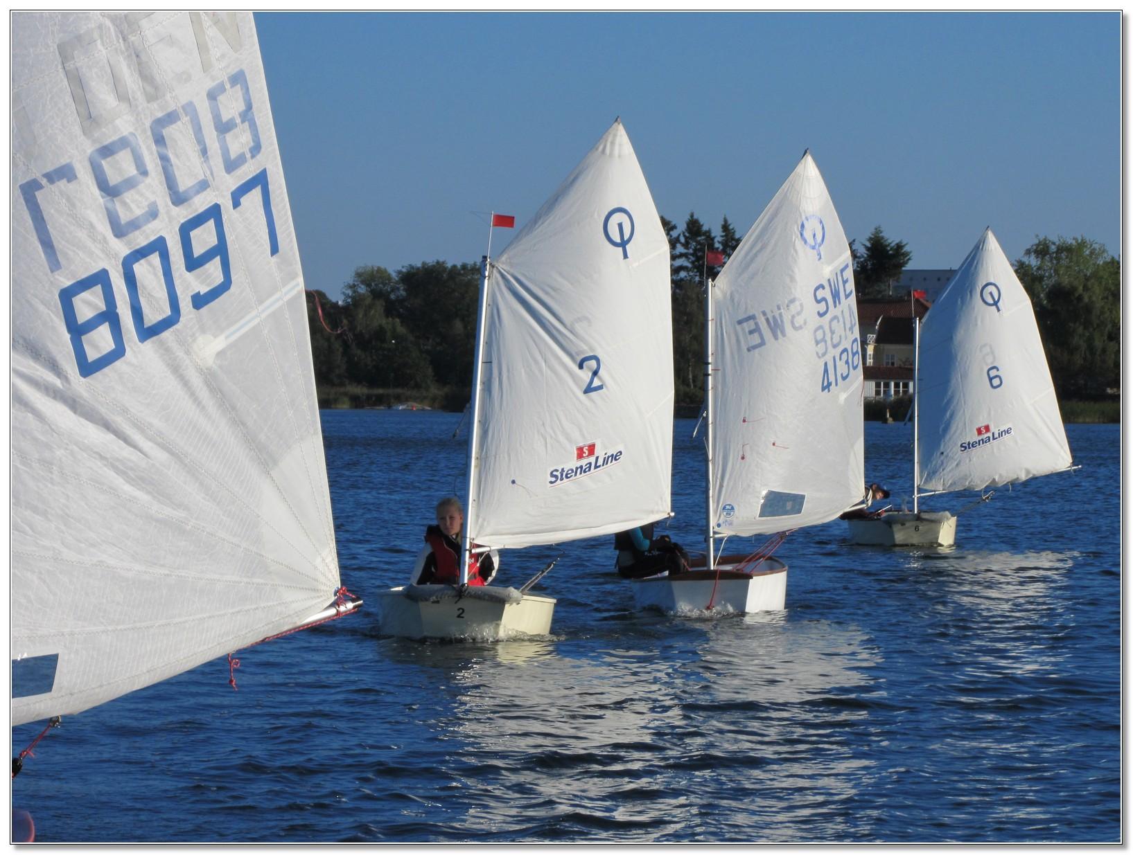 KJK-segling 2014-09-04