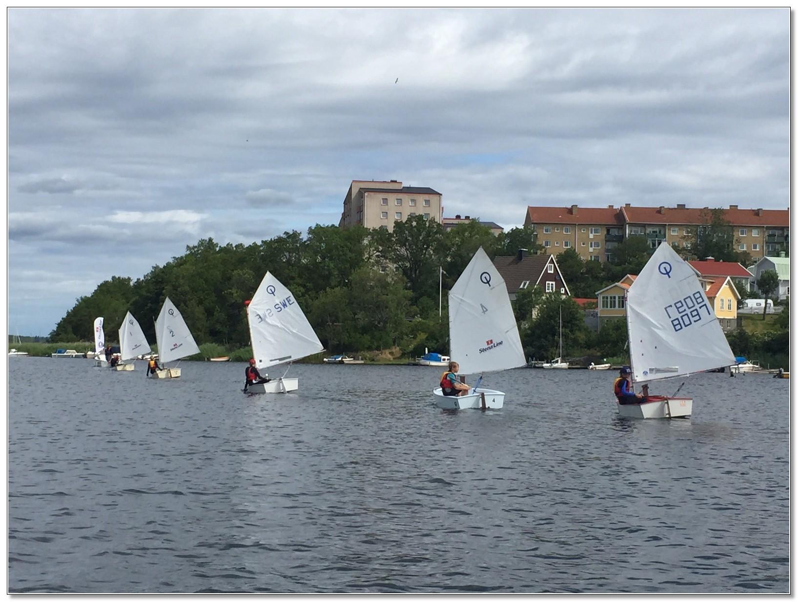 Fortsättningsgruppen i Kålösundet 2015-07-12