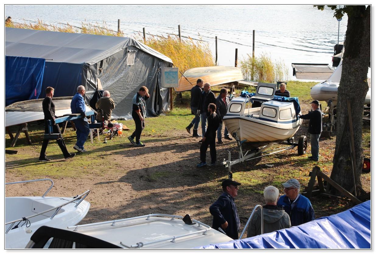 KJK Torrsättning 2018-10-06