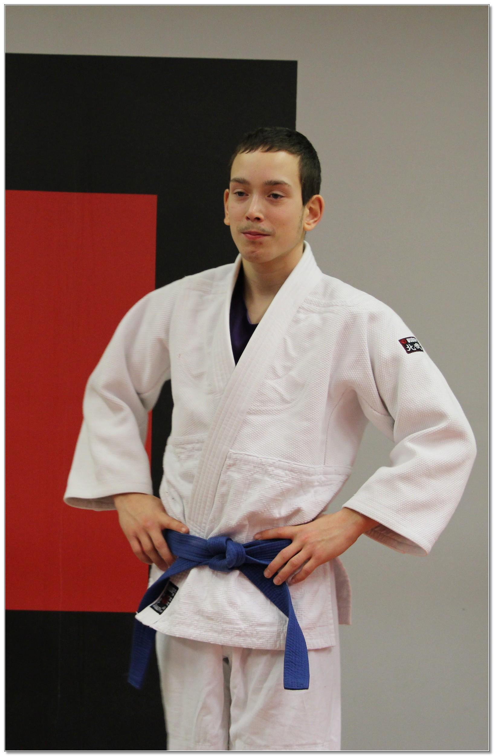 KJK provar judo